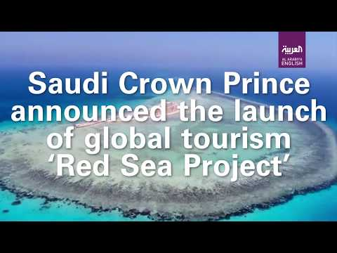 Red Sea Project to turn coastal region into tourism destination