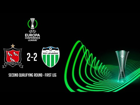 Dundalk FC Levadia Tallinn Goals And Highlights