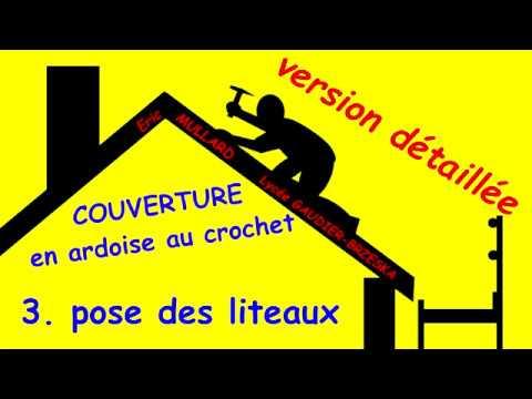 3 Pose Des Liteaux