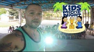 Kino Dla Dzieci Na Filipinach - Polska Akcja Charytatywna