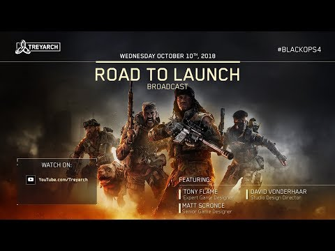 Official Call of Duty®: Black Ops 4 –