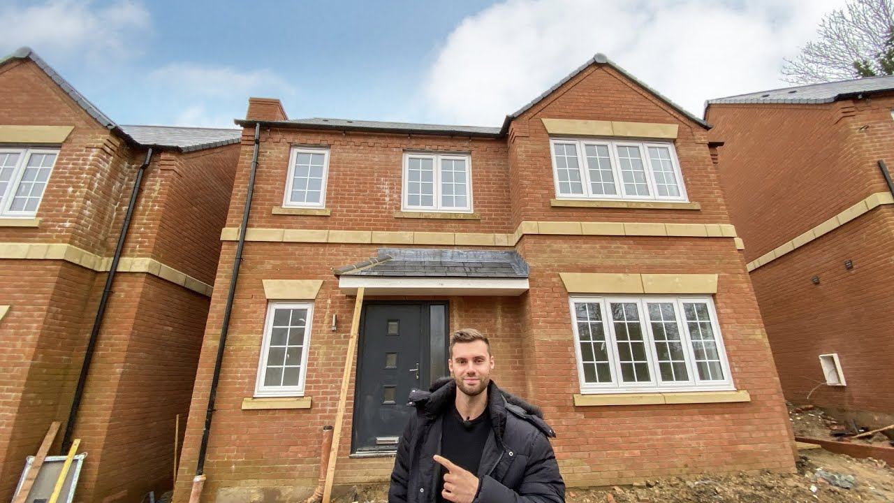What a £550,000 New Build looks like in Milton Keynes (full tour)