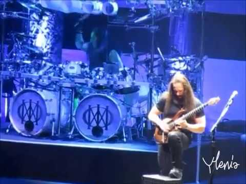 Dream Theater - As I Am + Enter Sandman (04.02.2017 Live from Milan)