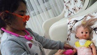 İlkim Odasında Oyun Oynuyor - Eğlenceli Çocuk Videosu izle