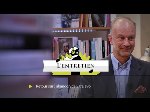 Guillaume Ancel : «Retour à Sarajevo»