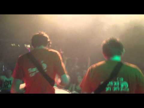 High Contrast - Agony & Ecstasy Album Launch - The Samba Band