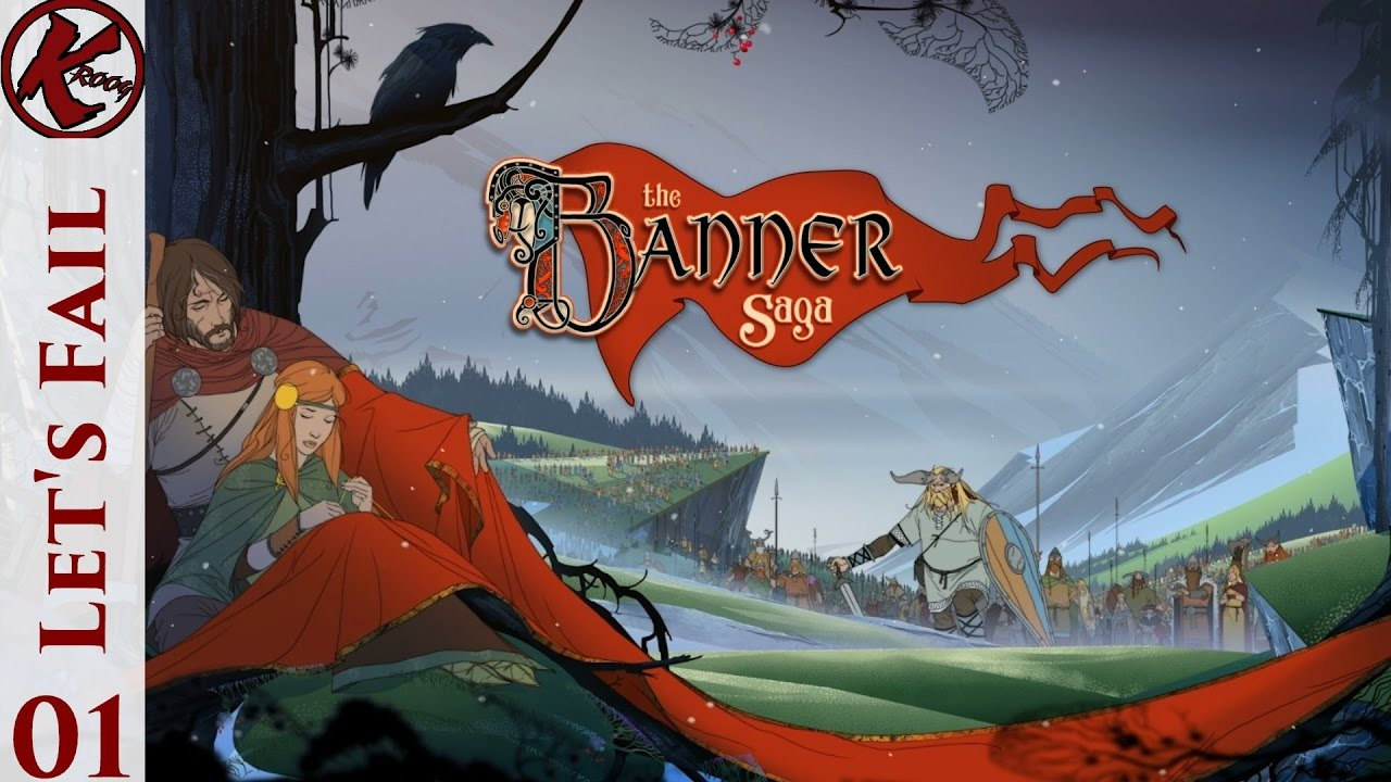 The Banner Saga - Episode 1
