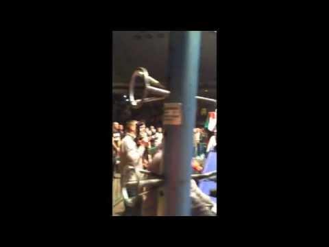 Levi Lawrence vs Jerome Ardissone WKA world title