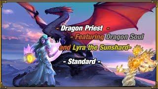 Hearthstone - Dragon Priest - Standard (17)- Ladder Climb - December