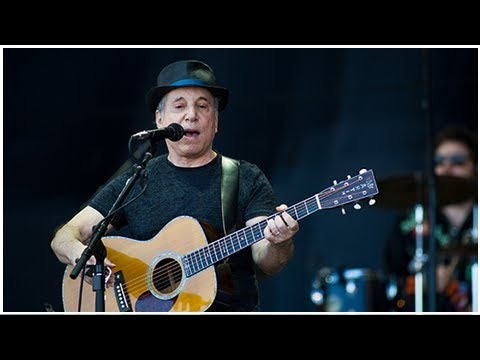 Paul Simon Releasing Album To Coincide With Farewell Tour