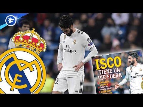 Isco en pleine tempête au Real Madrid   Revue de presse