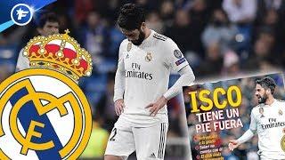 Isco en pleine tempête au Real Madrid | Revue de presse