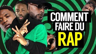 COMMENT FAIRE DU RAP ?