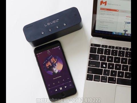 Mở hộp Loa Bluetooth Samsung Level BOX mini