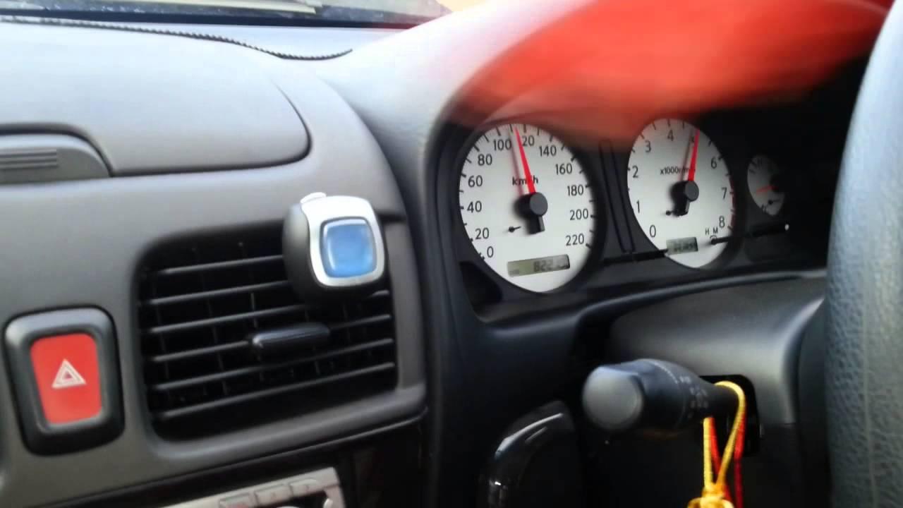 Nissan Sentra N16 Sr20det Testing2 Youtube