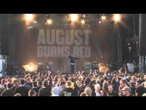 August Burns Red - White Washed @ Reload Festival 2012