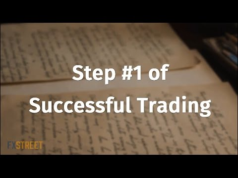 Step #1 of Successful Trading