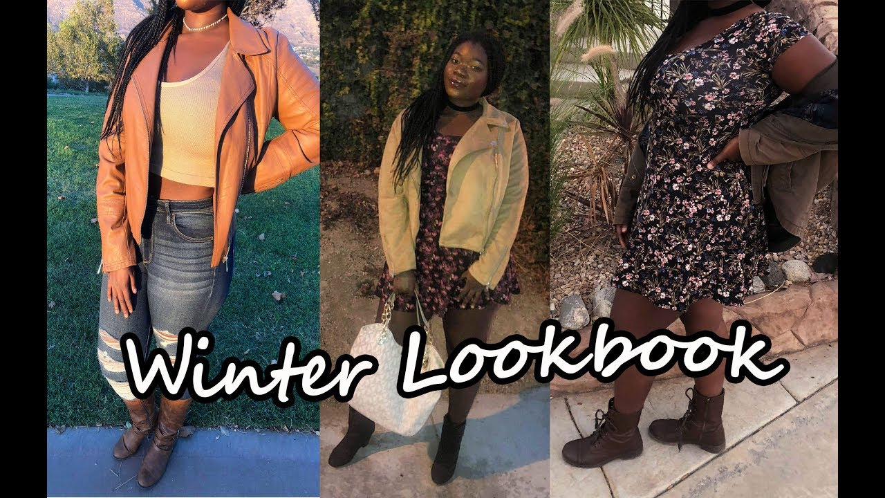 [VIDEO] – Winter Lookbook 2018: Holiday Outfit Ideas + GIVEAWAY