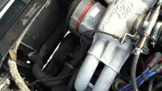Alfa Romeo 33 Sw 1.7 Boxer Engine Sound /w Custom Exhaust