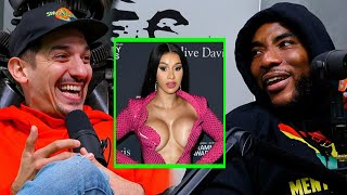 Did Cardi B Plan Her Divorce? | Charlamagne Tha God and Andrew Schulz