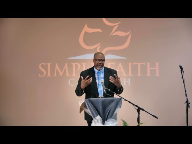 Testing Trust - Mark 8:1-9 - Pastor George Hillman - Simple Faith Church