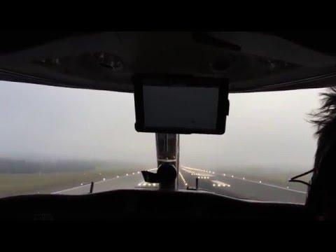 Landing minima LSZH , Jet - Prive