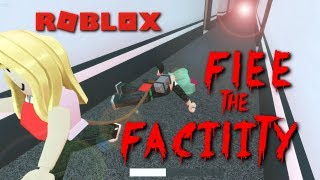 Roblox Flee the Facility Bloxy Award Nominee for Best Breakout Game! SallyGreenGamer Geegee92