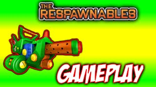 Respawnables : Heavy Machine Gun New Skin Gameplay