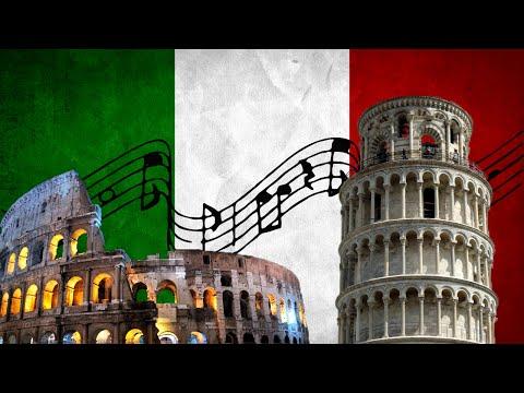 Italian Folk Music Tarantella and something else