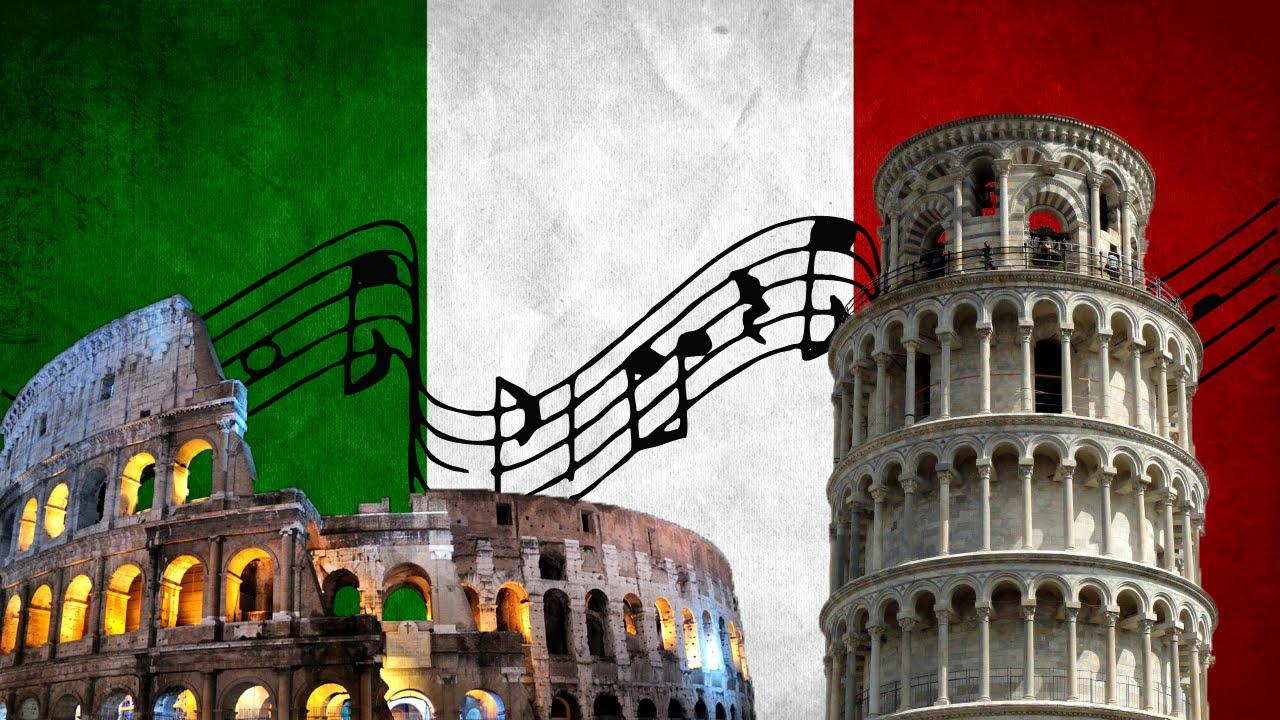 English In Italian: Italian Folk Music (Tarantella And Something Else