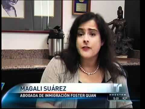 FosterQuan Immigration Attorney Magali Suarez Candler responds to Obama Administration
