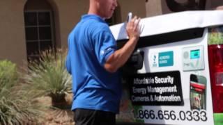 Envision Security Door Knocking Testimonial