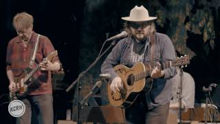 """Wilco performing """"The Late Greats"""" Live on KCRW"""