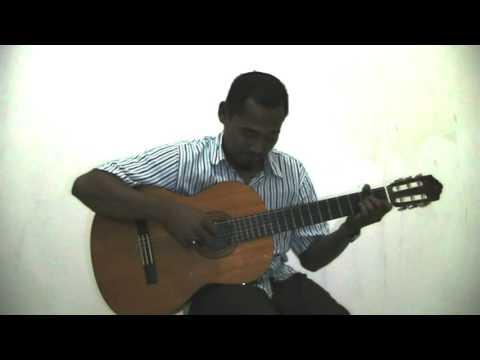 Cinta Hampa - Solo Guitar Version #AgiesAkustik