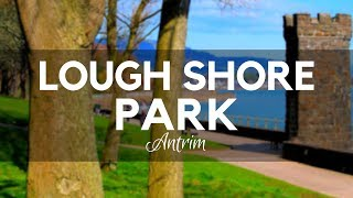 Lough Shore Park Antrim - Shore Road - Jordanstown - Newtownabbey - Watch the Sunrise in 360 Degrees