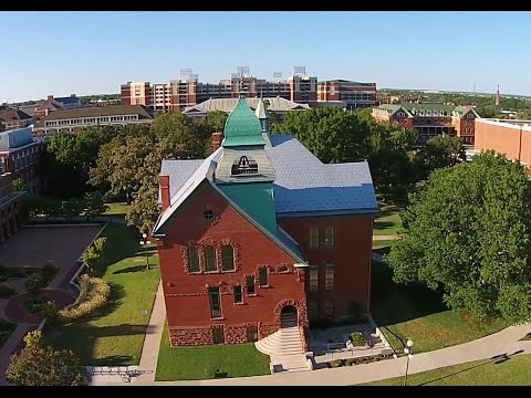 Old Central & Oklahoma State University Campus