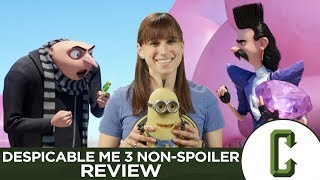 Despicable Me 3 Review - Collider Video