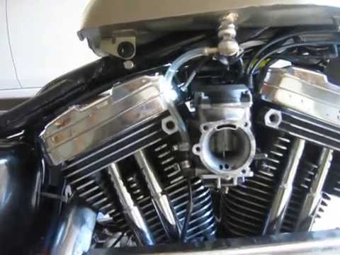 2006 Harley Davidson Road King Wiring Diagram Sportster Fuel Supply From Sportster Problem 36 Youtube