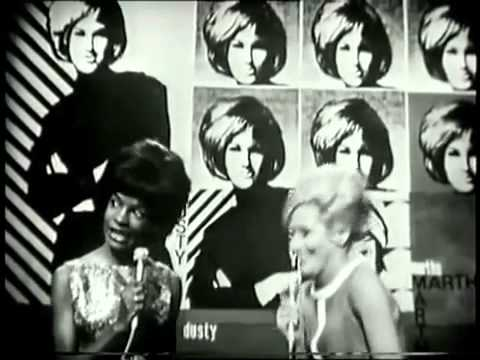 Dusty Springfield and Martha Reeves  ...