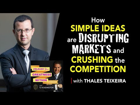 How Simple Ideas are Disrupting Markets and Crushing the ...