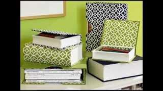 ~ASMR Binural Tapping a box & scratching pencilcase~