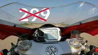 Real Top Speed of Superbike | NOT 299kmh!!!