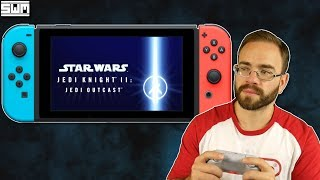 Jedi Outcast On Nintendo Switch Is Still A Classic