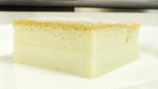 Трехслойный заварной пирог видео рецепт