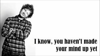 Make you feel my love - Ed Sheeran (cover) w/ lyrics