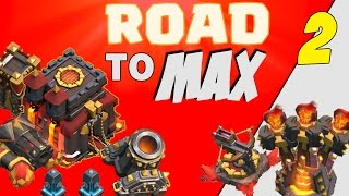 ARCHI X E INFERNO al Massimo ROAD TO MAX - Clash of Clans ITA #2