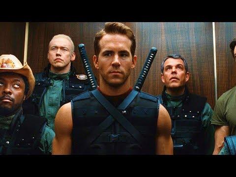 wade-wilson-(deadpool)-deflecting-bullets-scene---x-men-origins:-wolverine-(2009)-movie-clip-hd