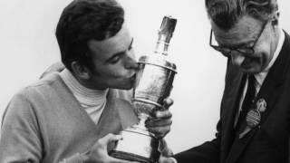 Tony Jacklin talks about winning the Open in 1969