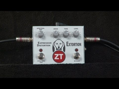ZT Extortion Pedal Demo And Features