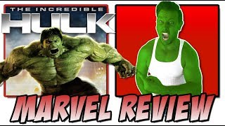 The Incredible Hulk (2008) - Movie Review (Journey To Marvel's Infinity War   An MCU Analysis)